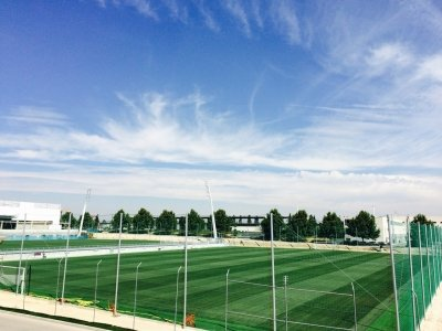 Trainingsplatz Real Madrid
