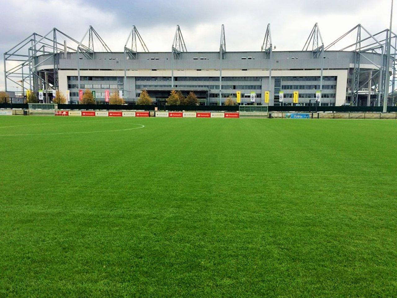 Borussia Mönchengladbach Trainingsplatz