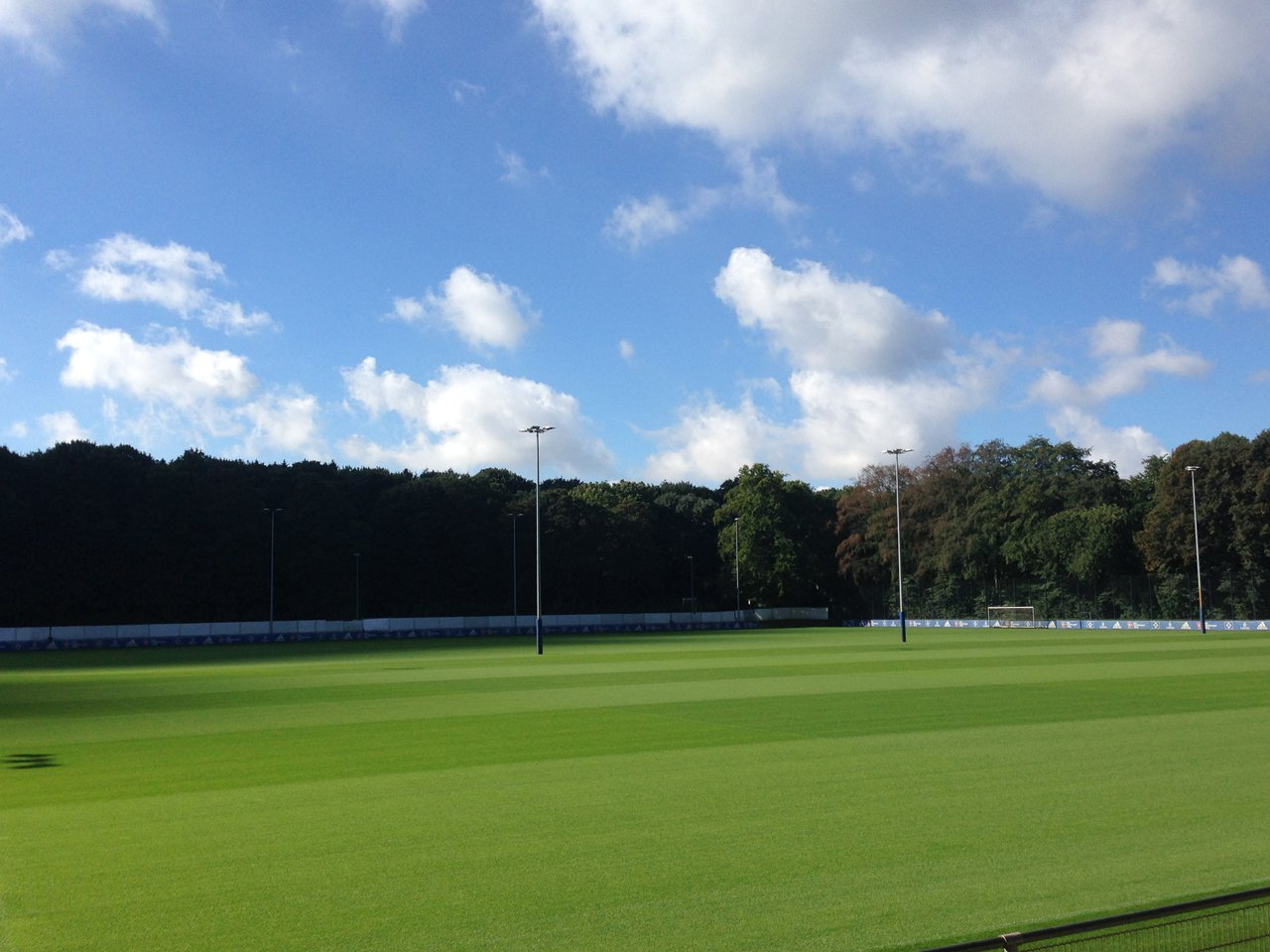 HSV Trainingsplatz