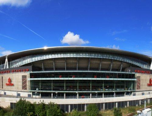 FC Arsenal – Entscheidung für AIRFIBR Hybridrasen