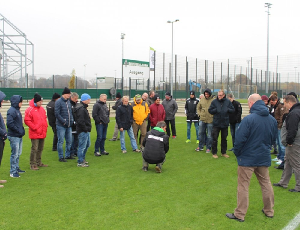 6. International Groundsmen and Experts Meeting