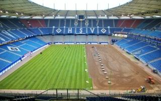 Hamburger SV - Volksparkstadion