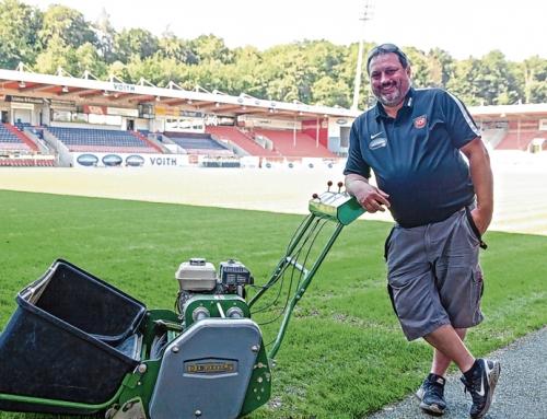 HEIDENHEIM Liga-Sieger 2017/18 – Der FCH hat den Rasen schön